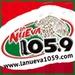 La Nueva - KHOV-FM Logo