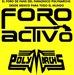 Foroactivo Polymarchs Radio Logo