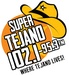 Super Tejano 102.1 - KZSP Logo