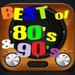DJ Sangu - 80s 90s Hits Radio Logo