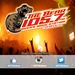 105.7 The Bear - KBRE Logo