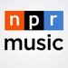 NPR Music - All Songs 24/7 Logo