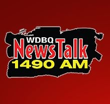 WDBQ NewsTalk 1490 AM - WDBQ