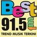 Best FM Jogja Logo