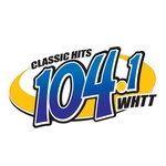 Classic Hits 104.1 - WHTT-FM Logo
