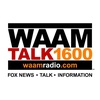 WAAM Talk 1600 - WAAM Logo