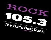 Rock 105.3 - CKMH-FM