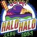 Halo Halo 105.1 Cebu - DYUR Logo