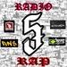 5lemento Radio Rap Logo