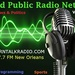 UFO Paranormal Radio Network Logo