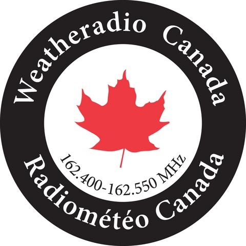 Weatheradio Canada - VDB885