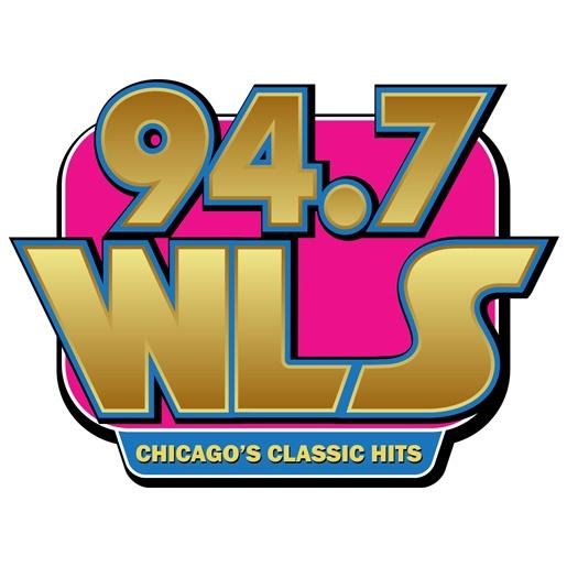 94.7 WLS-FM - WLS-FM