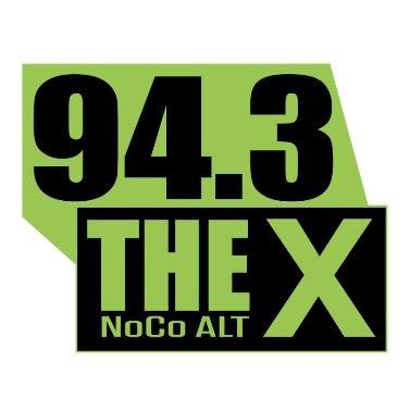 94.3 The X - KMAX-FM