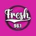 Fresh 96.1 Logo