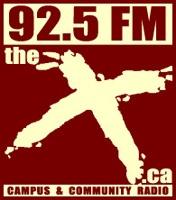 92.5 The X - CFBX-FM