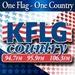 KFLG Country - KFLG-FM Logo