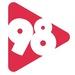 Rádio 98 FM Logo