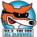 92.3 The Fox - KOFX Logo