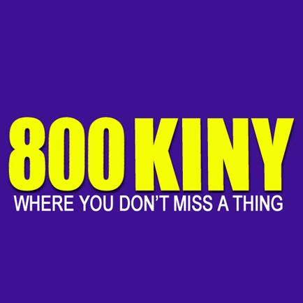 Hometown Radio 800 - KINY
