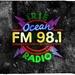 Ocean 98.1 - WOCM Logo