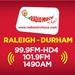 Radio Mirchi USA Raleigh-Durham - WCMC-FM-HD4 Logo