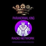 Paranormal King Radio Network Logo