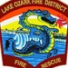 Osage Beach and Lake Ozark Fire Logo