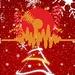 Hitradio Buxtehude Christmas Logo