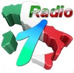 Radio Italia Uno Charleroi Logo