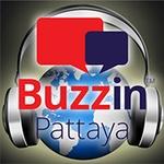 Buzzin Radio Pattaya Logo