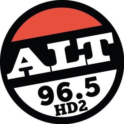 ALT 96.5 - KJAQ-HD2