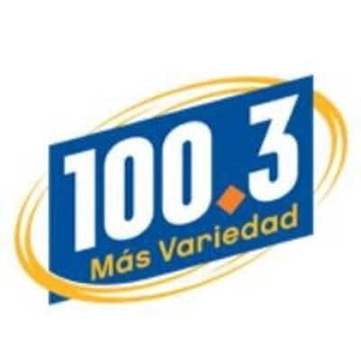 100.3 Mas Variedad - KBRG