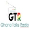 Ghana Talks Radio (GTR) Logo
