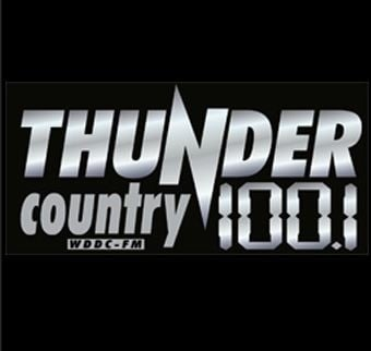 Thunder Country 100.1 - WDDC