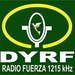 Radio Fuerza - DYRF Logo