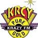 Krazy FM - KRCY-FM Logo