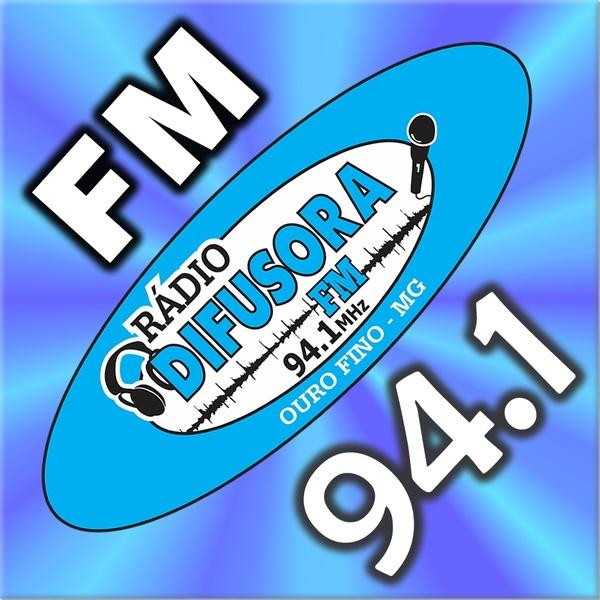 Rádio Difusora Ouro Fino - 94.1FM
