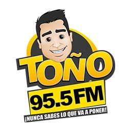 Toño 95.5FM - XENAS