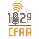 102.9 CFAR - CFAR-FM Logo