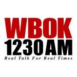 WBOK 1230 AM - WBOK Logo