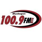 Muskegon 100.9FM - WFFR-LP Logo
