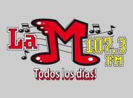 La M 107.3 - KMLM-FM