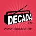 Decada FM 100.1 Logo