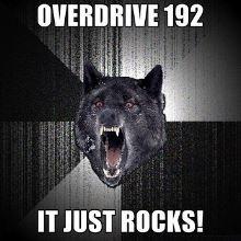 GRI Radio Network - Overdrive 192