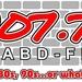 107.7 KABD FM - KABD Logo