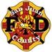 San Juan County Fire and EMS Dispatch Logo