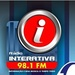 Rádio Interativa FM - 98.1 FM Logo