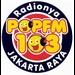 Ria Pop FM - PM3FRS Logo
