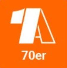 Radio 1A - 1A 70er