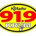 KVRM - KRVM-FM Logo